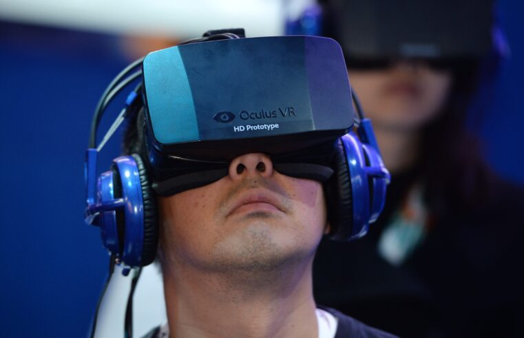 Virtual Reality Gaming Software Shaping Alternate Realities