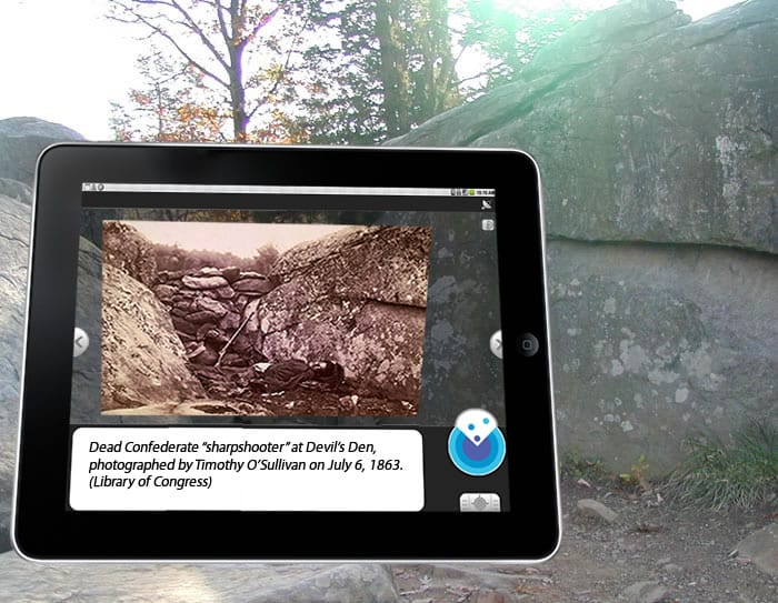 historiquest augmented reality history