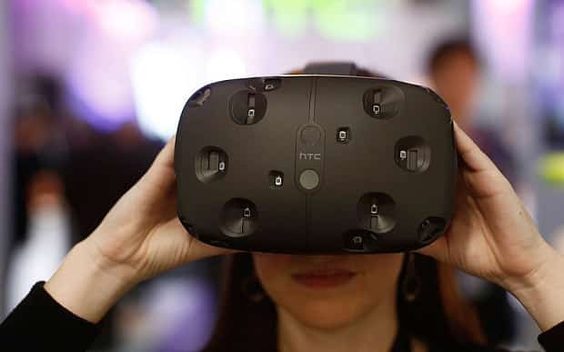 The HTC Vive – A new Contender for the VR Headset Battle