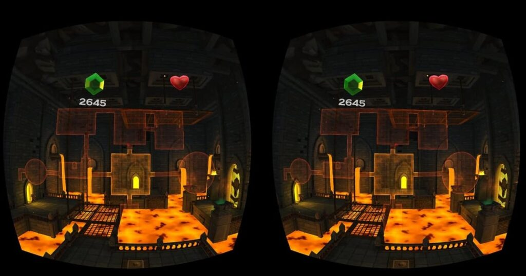 herobound virtual reality dungeon crawler