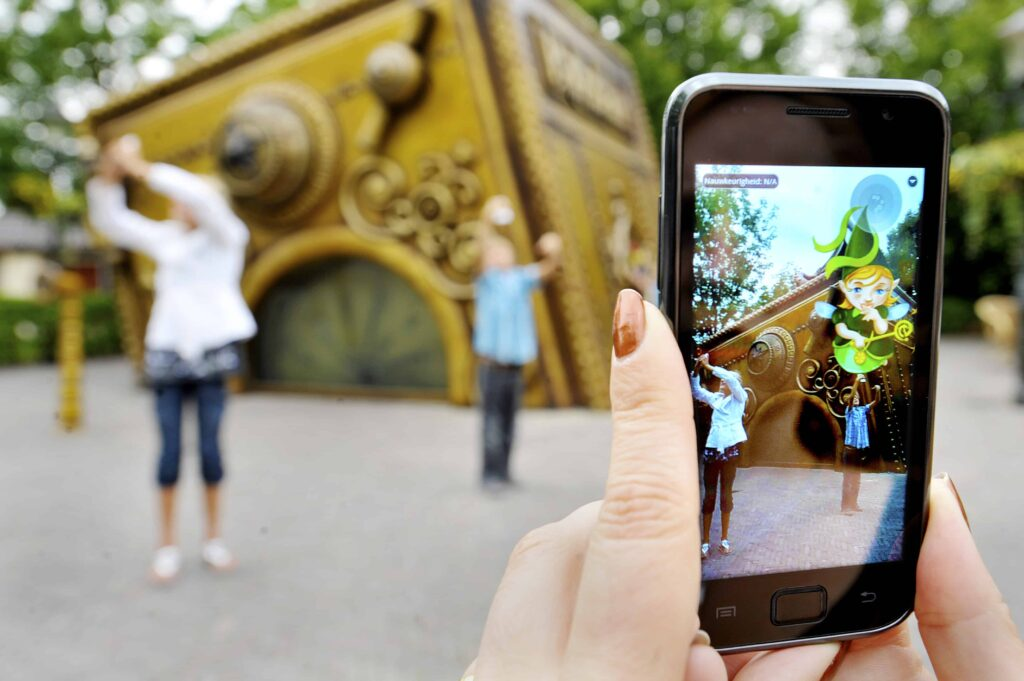 mobile augmented reality appeal