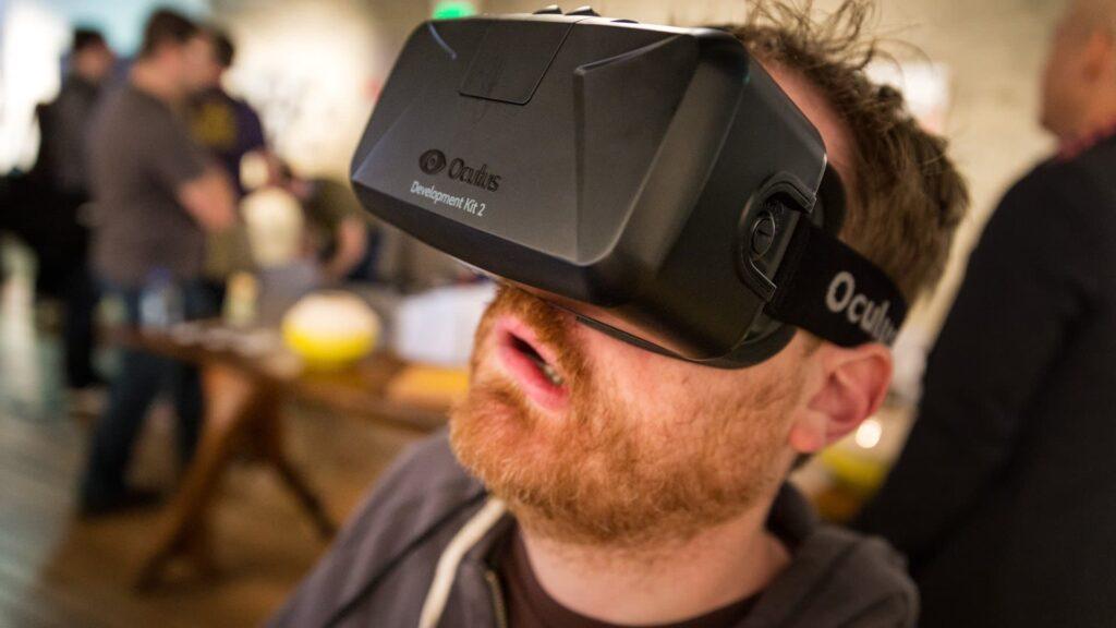 Oculus Rift Review DK2