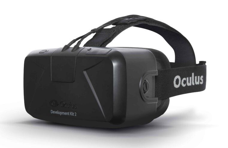 Oculus Rift Review DK2 Desig