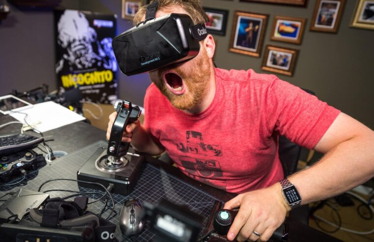 Oculus Rift DK2 Review: Setting New Standards for VR