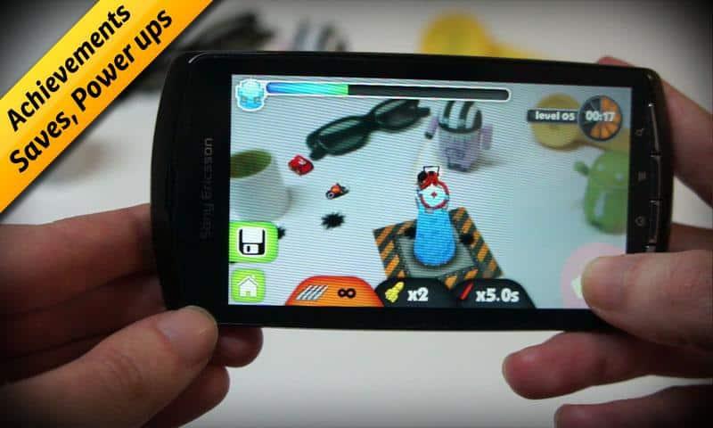 Augmented Reality App Showdown -