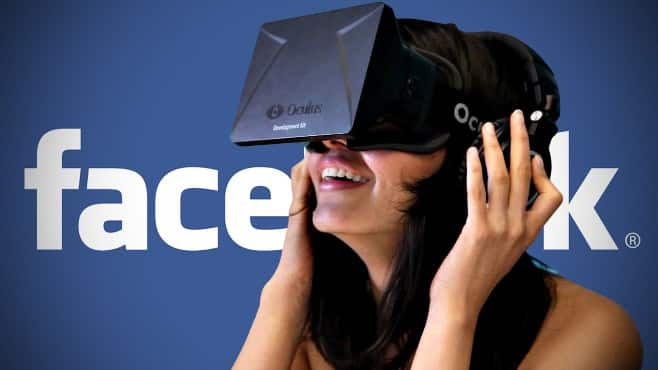 Facebook's next step is Virtual Reality notes CEO