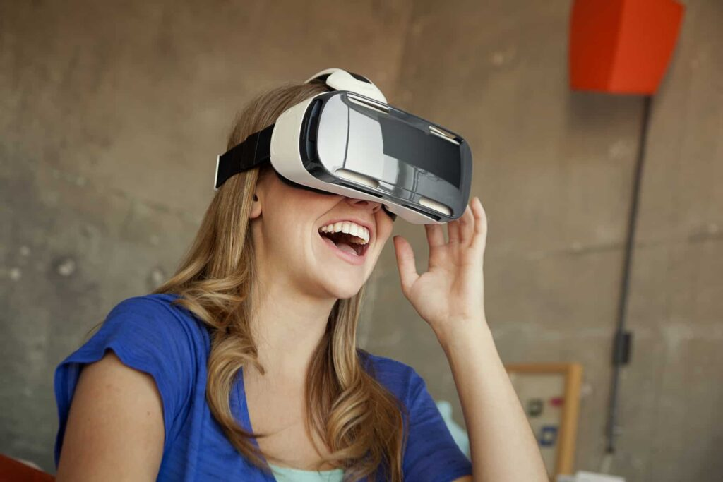"""virtual reality debate education gaming"""
