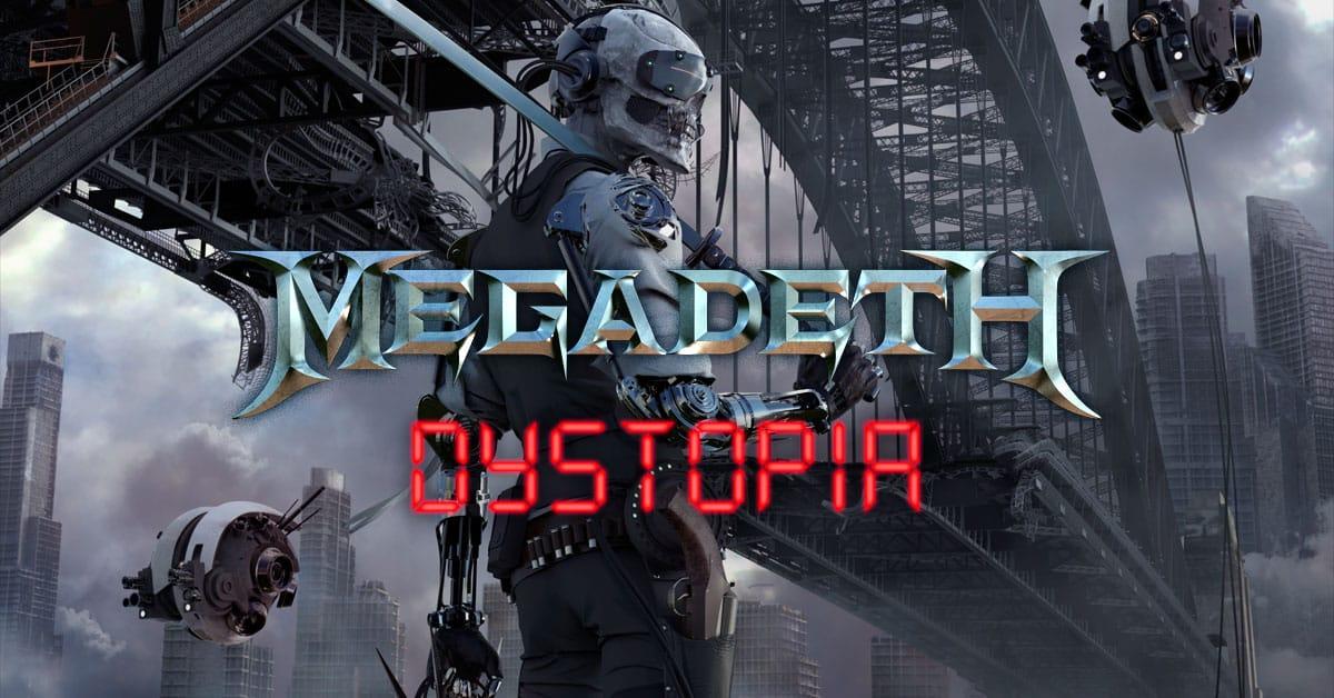 Megadeth to Enter Virtual Reality Dystopia