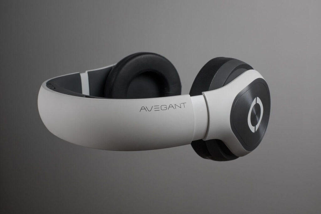 Photo of the Avegant Glyph VR headset