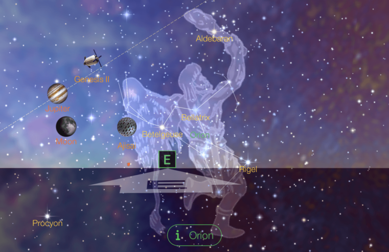 Star Walk augmented reality android app