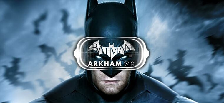 batman arkham VR for play station vr psvr