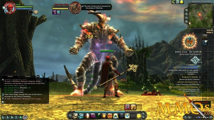 Best mmorpg loot games