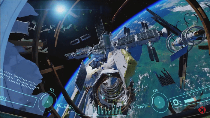 Adr1ft oculus rift game