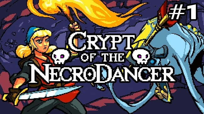 Crypt of the NecroDancer poster