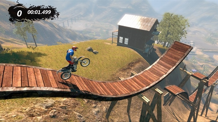 Trials Evolution screenshot