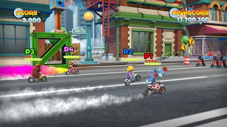 Joe Danger 2 screenshot