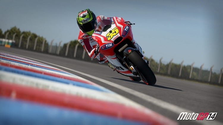 MotoGP 14 motorcycle racing games