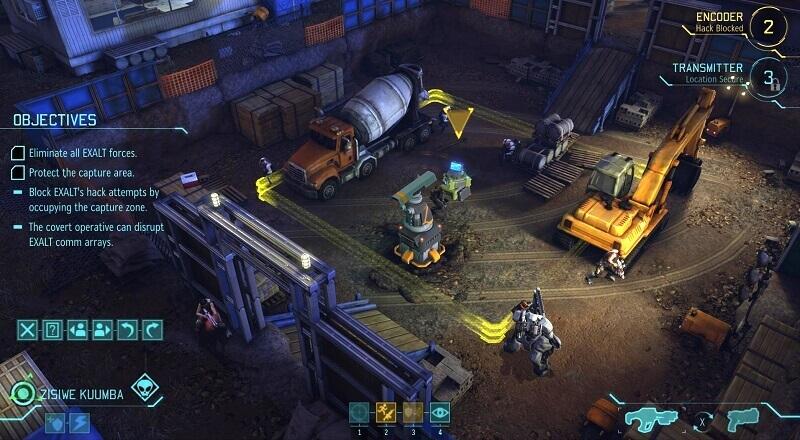 screenshot taken while playing XCOM