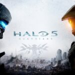 Halo 5 promotional poster
