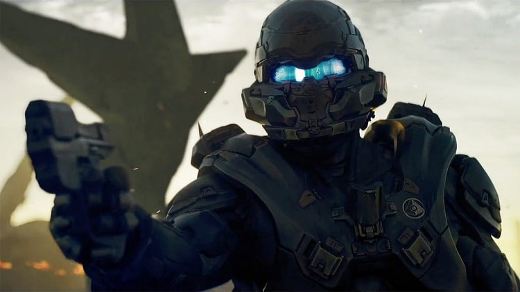 Halo 5 game character