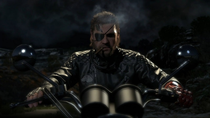 Metal Gear Solid 5 character