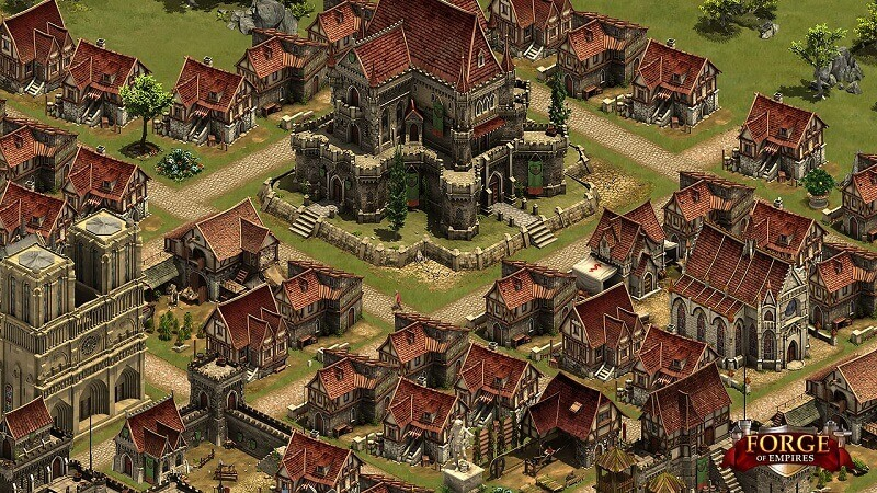 playing Forge of Empires