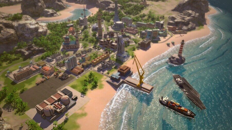 Tropico 5 screenshot