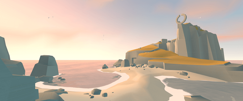 Land's End VR game