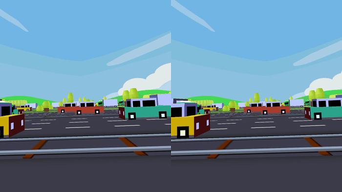 VR Street Jump screenshot