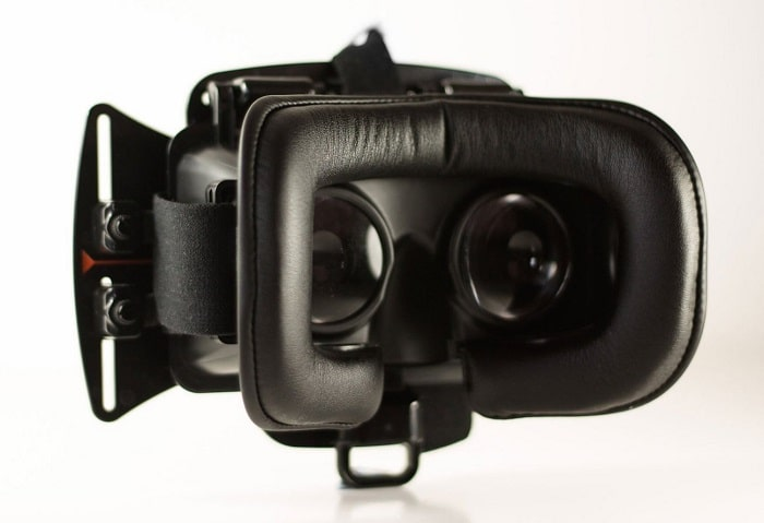 Freefly VR goggles