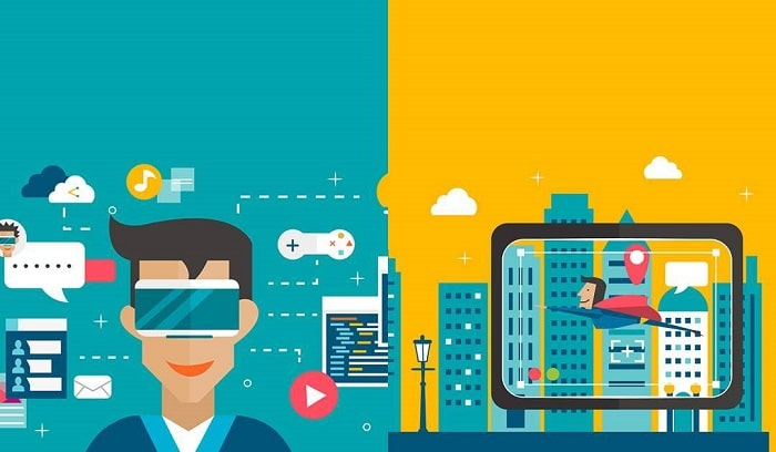 What Is the Difference between Augmented Reality and Virtual Reality