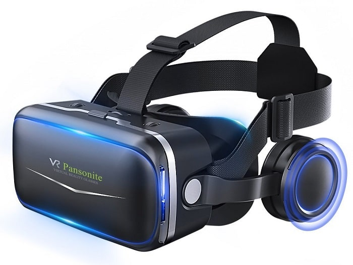 Pansonite 3D VR Headset Virtual Reality Glasses