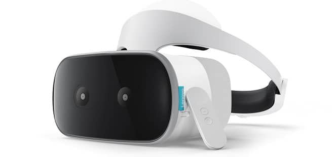 Lenovo Mirage Solo Daydream, one of the best VR headsets
