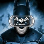 Batman VR poster