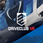 DriveClub VR poster