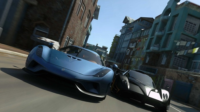 DriveClub VR screenshot