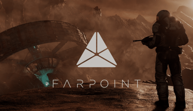 Farpoint VR poster