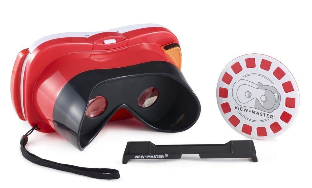 Mattel View Master back view