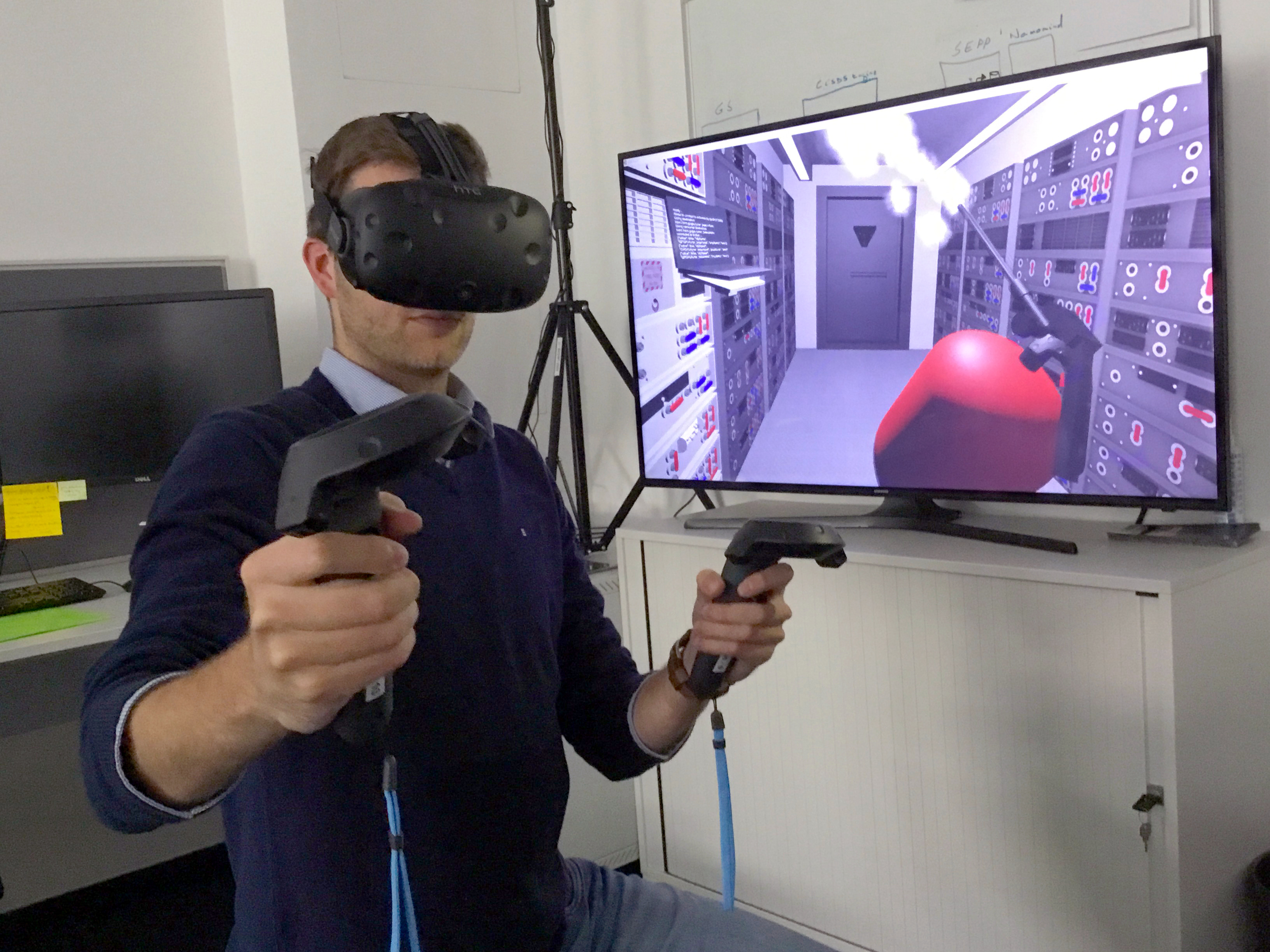 form best vr experience