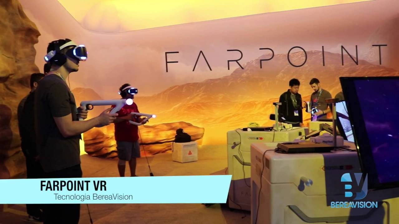 PS4 Farpoint
