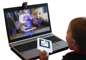 child augmented reality