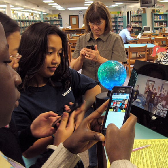 Augmented Reality Technology and its Place in Education