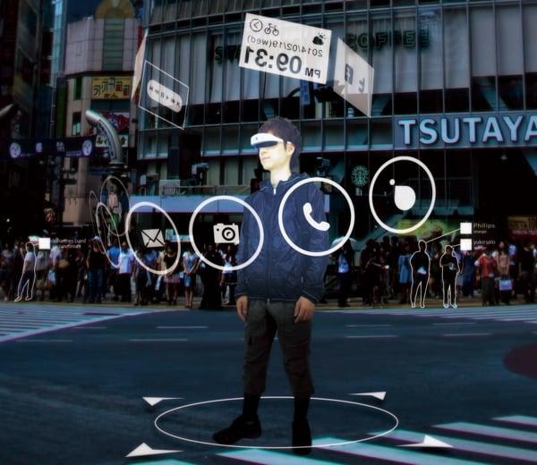 Mirana Augmented Reality Goggles