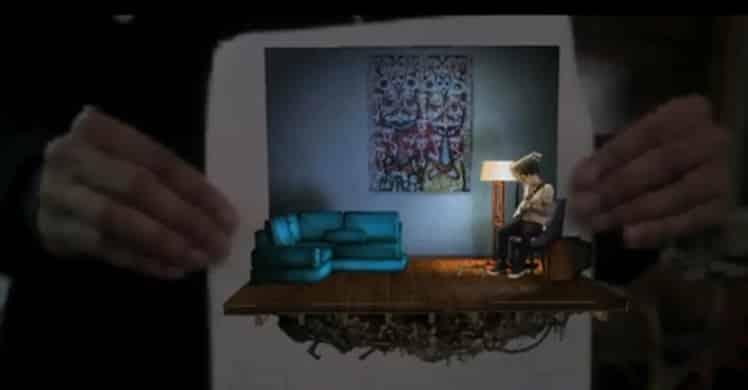 Augmented Reality Webcam Tricks