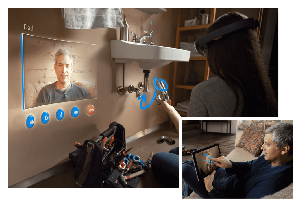 Microsoft HoloLens – a New Gadget on the  Augmented Reality Market