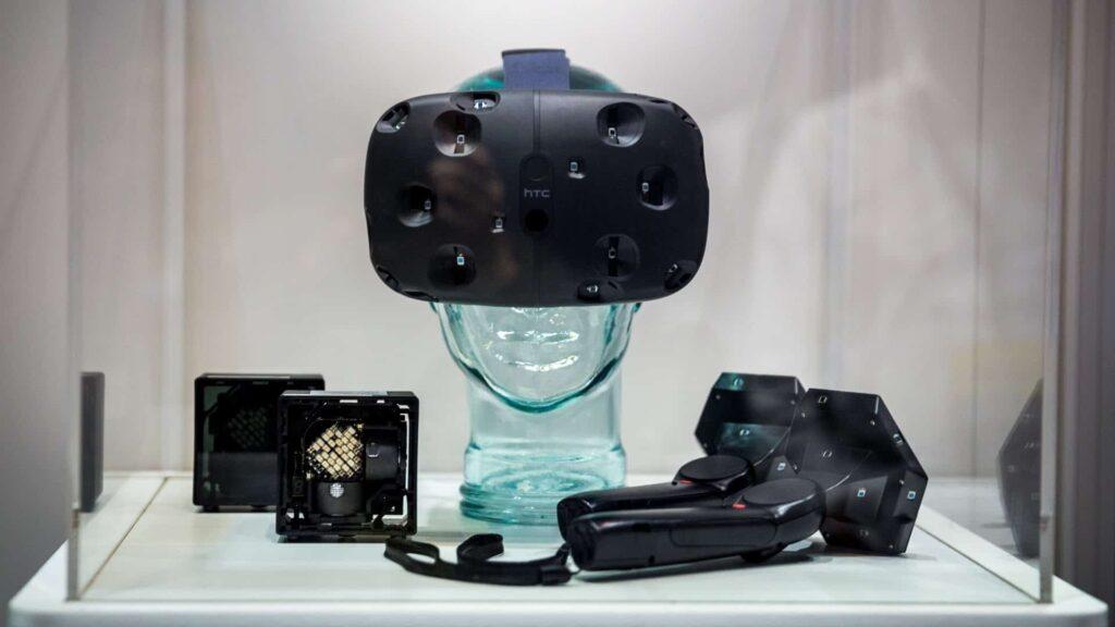 htc vive virtual reality gear