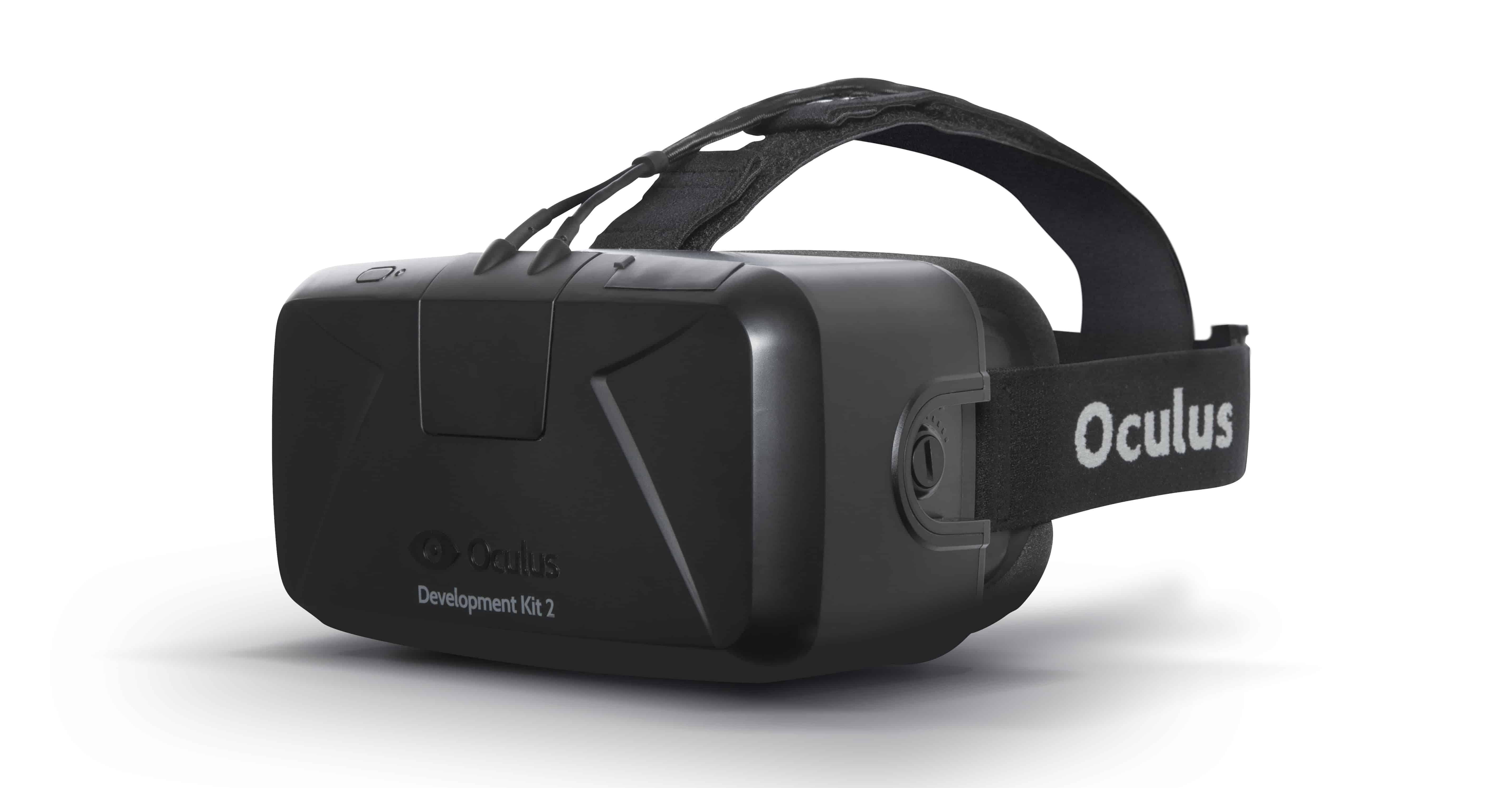 0883449f691e Oculus Rift DK2 Review   Comparison with DK1