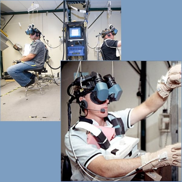 virtual reality hardware difficulties