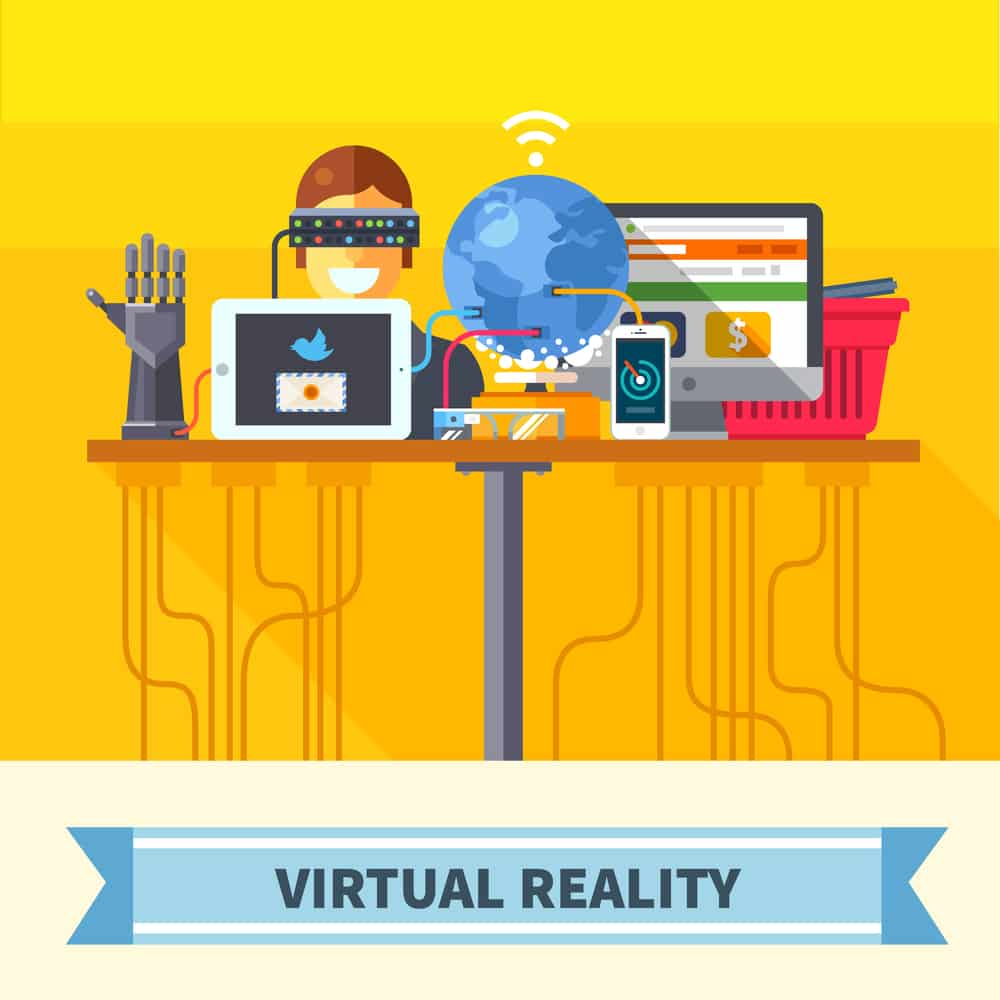 Social Tech - Will Virtual Reality be a huge part in our life?