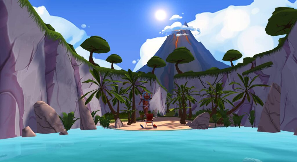 Resolution Games Untitled Fishing Virtual Reality Game